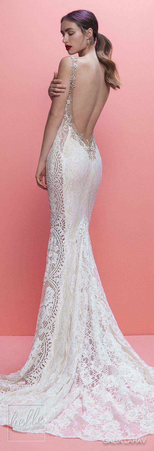 Wedding Dresses By Galia Lahav Couture Bridal Spring 2019 Collection ...