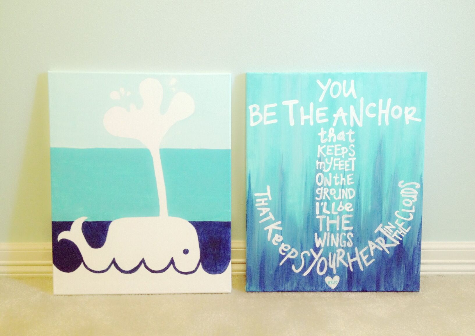 Beach Themed Canvas Paintings With Images Canvas Painting