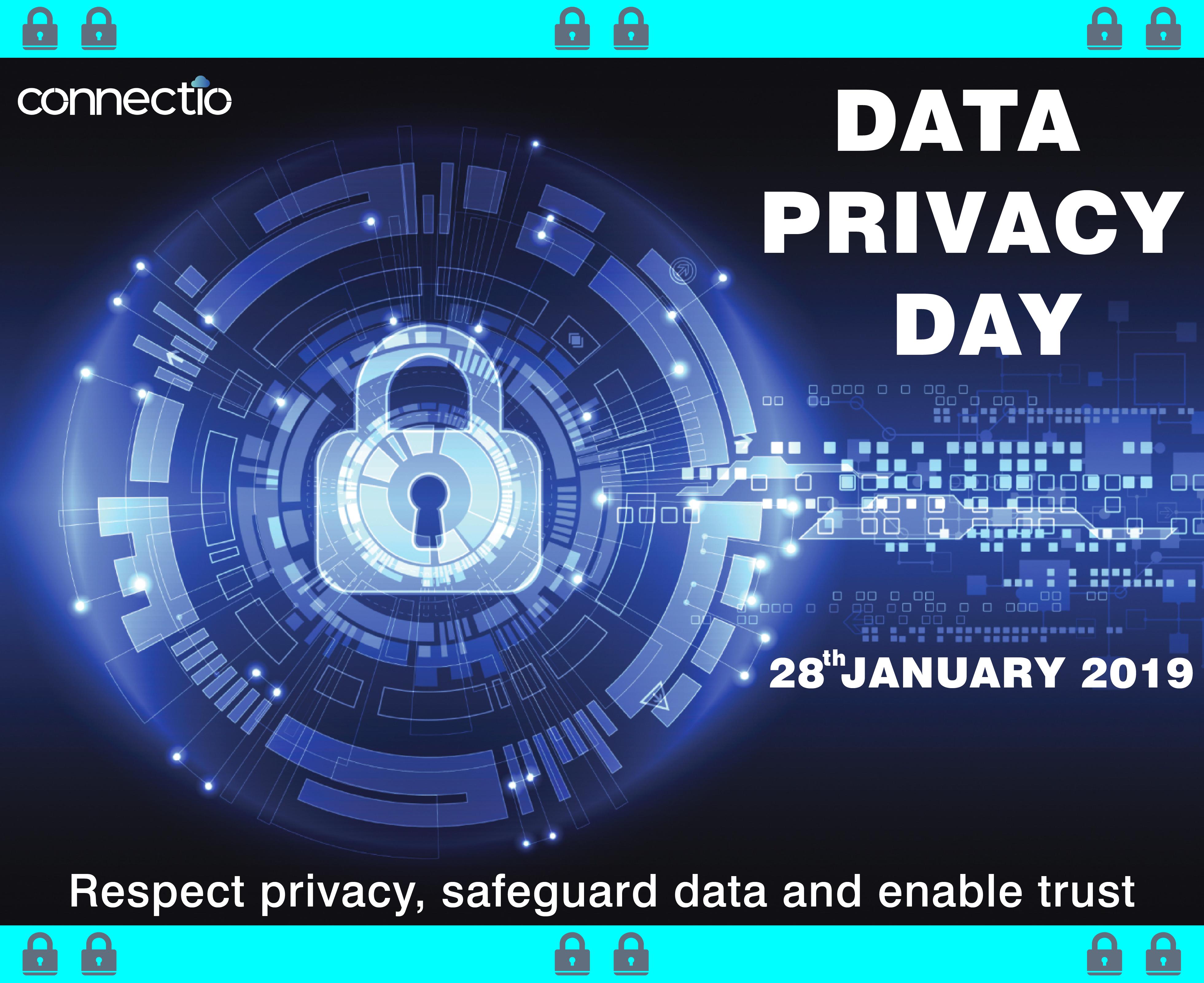 Happy Data Privacy Day! Respect privacy, safeguard data