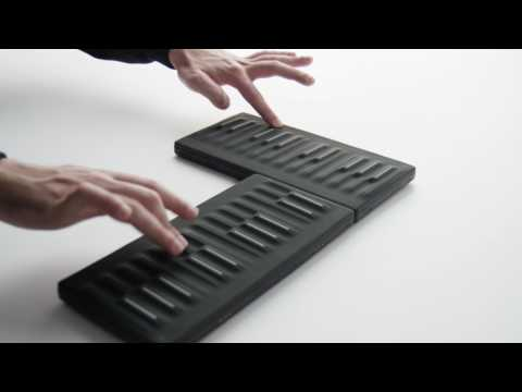 Seaboard Block Super Powered Keyboard Youtube Music Buttons Keyboard Super Powers