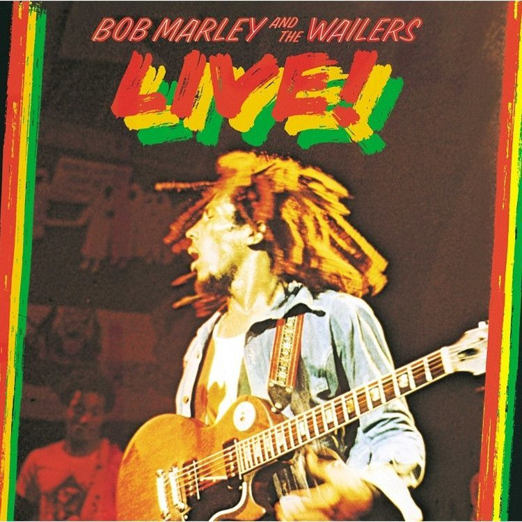 Bob Marley And The Wailers Live 180g Vinyl Lp Marley Vinyl The Wailers Bob Marley