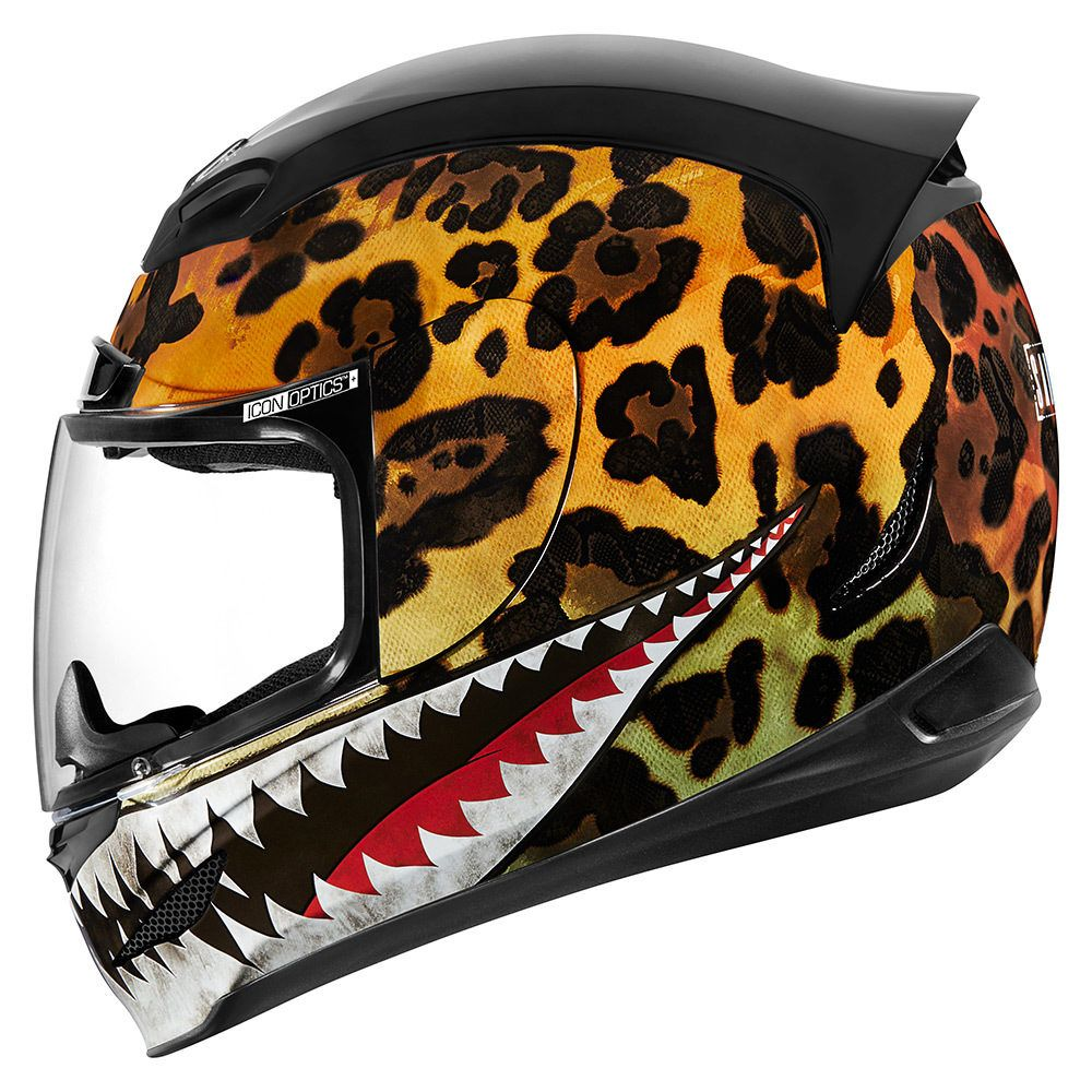 Sauvetage Duex Yellow Helmets Icon Motosports Ride