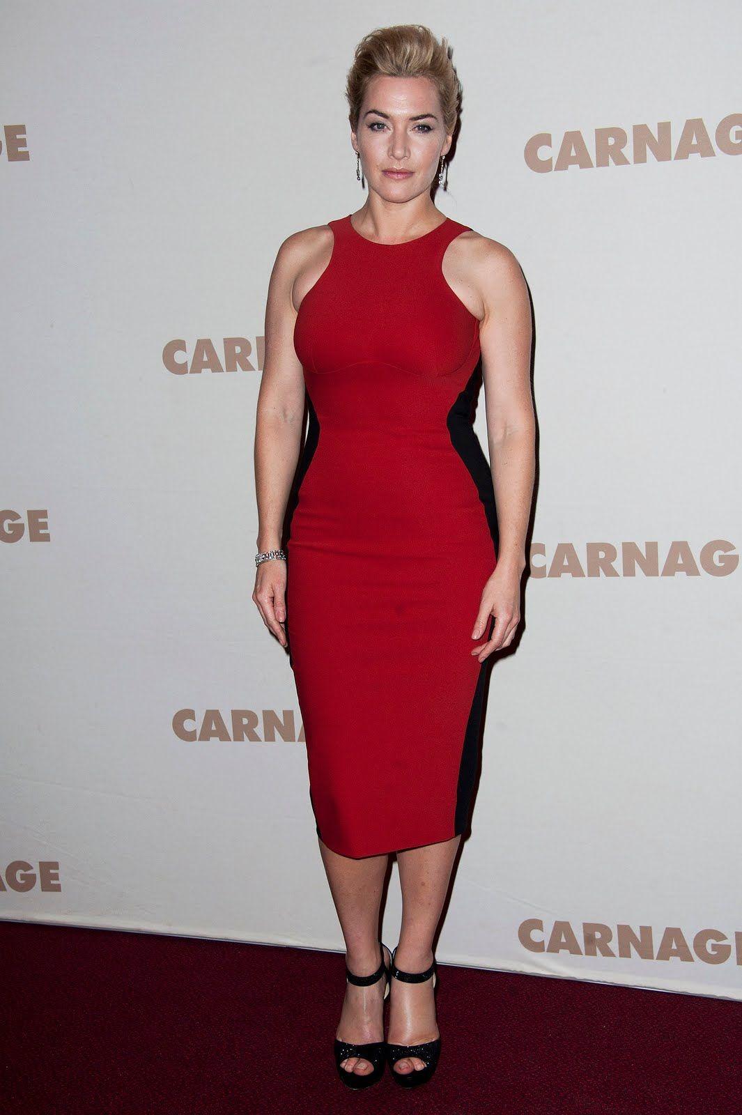 Kate Winslet in Stella McCartney