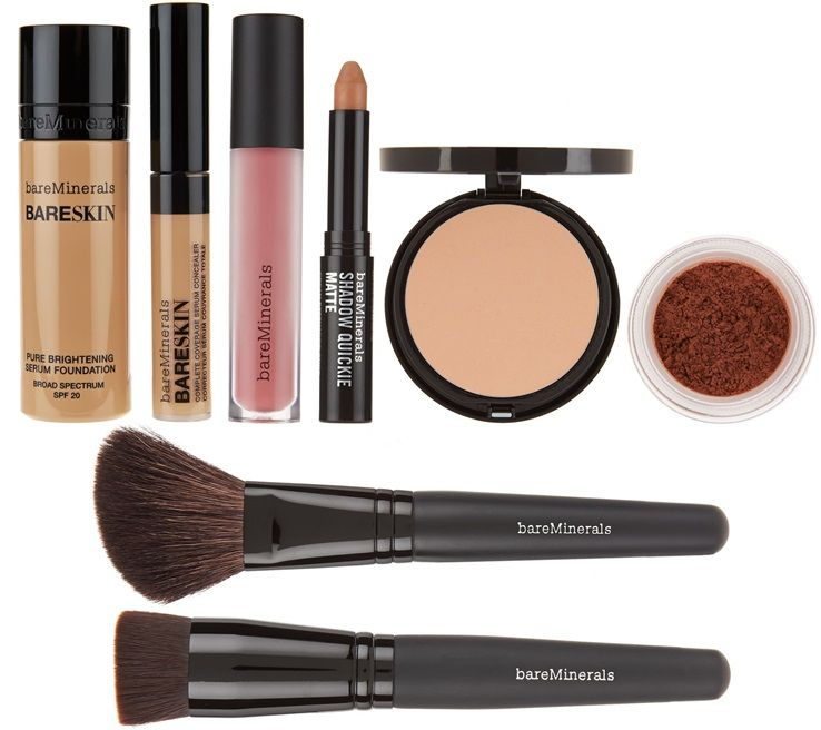 Bare Minerals Bare Skin Flawless Complexion Set October ...