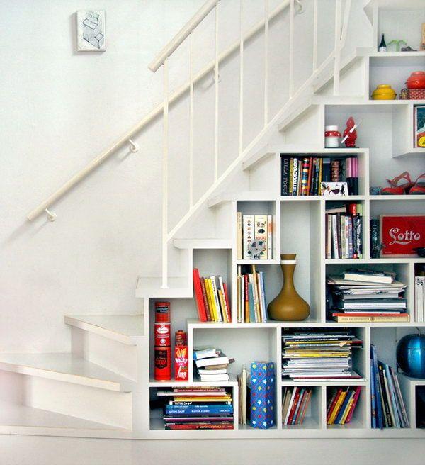 23 creative under the stair storage ideas