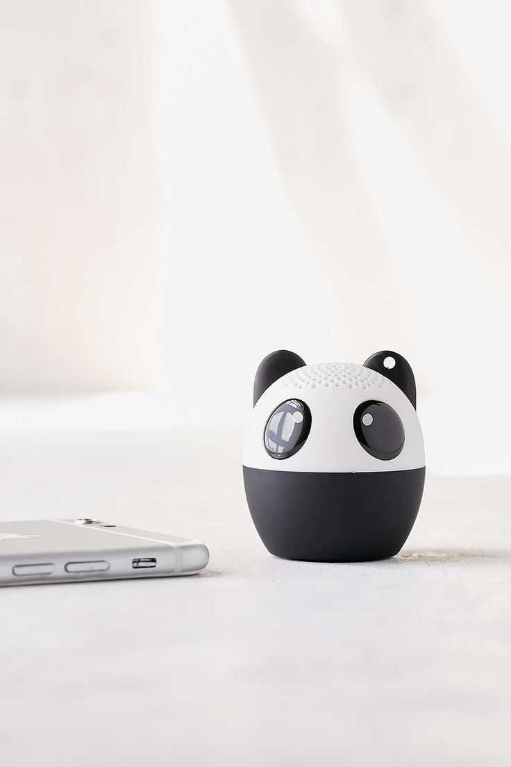 Wireless Panda Speaker   Urban Outfitters - $28 // tiny speaker, 3 to 4 hours play (meh)