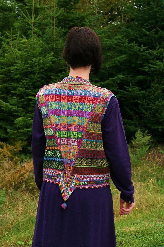 Andean Vest Recipe                                                                                                                                                                                 Mehr
