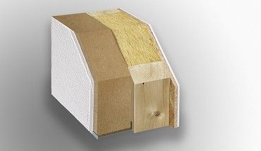 Ovonatur Therm Weberhaus Passivhaus Wall U Value 0 12 W M2k 9 5 Mm Plasterboard Vapour Barrier 16 Mm Timber Board 165 X 70 Mm Prefabricated Houses Timber Boards Insulation