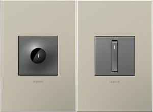 Legrand Modern Light Switches
