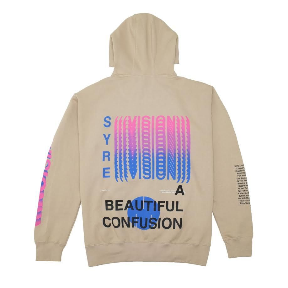 Syre Jaden Smith Mens Long Sleeve Sweatshirts Man Hoodies