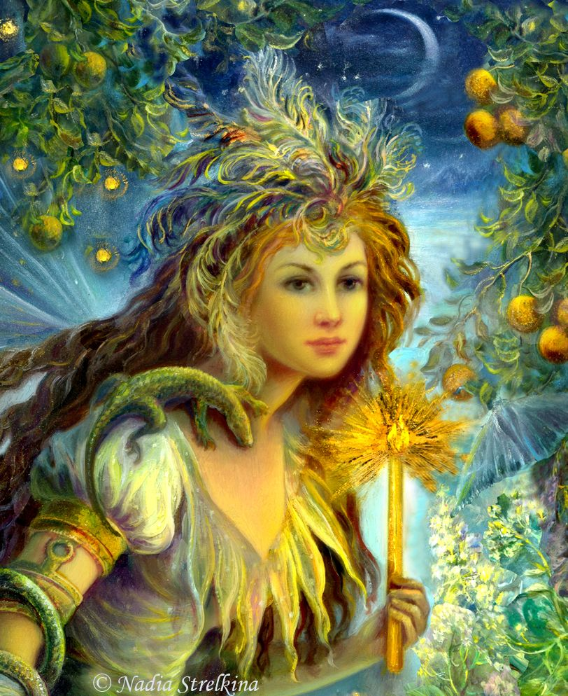 Fairy in the forest by Fantasy-fairy-angel on deviantART | Fantasy ...