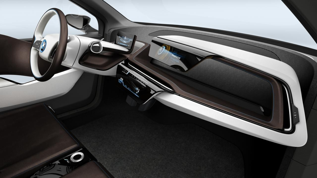 2011 BMW i3 Concept   BMW   Pinterest   Bmw i3, BMW and Car interiors