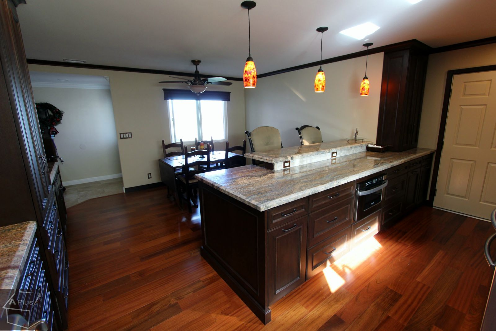 Kitchen Remodel With Custom Cabinets In Laguna Niguel Orange County
