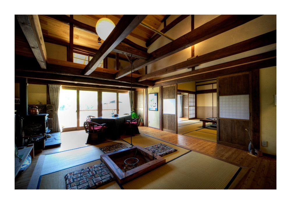 Living In Old Japanese House 2 Japanese House Zen House