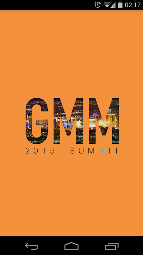 GMM SUMMIT '15 Central America and Caribbean is the official mobile application of the Annual Convention of General Motors México to be held from 2 to 5 September 2014, in Las Vegas, Nevada, in the Wynn Hotel, you will find the schedule of the activities of each day in addition to the location of the hotel in Google Maps.  http://Mobogenie.com
