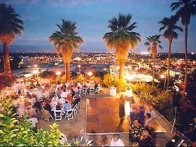 The O Donnell House At Willows Historic Inn Palm Springs Wedding Location Weddings 92262