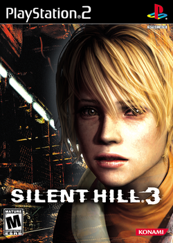 Silent Hill 3 Silent Hill Silent Hill Game Playstation 2
