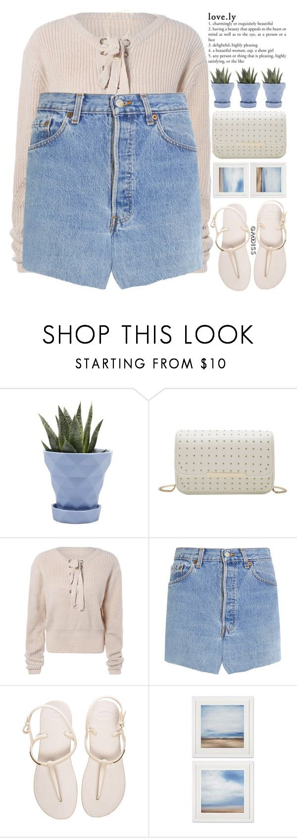 """you deserve something you don't have to question. you deserve someone who is sure of you"" by exco ❤ liked on Polyvore featuring Chive, Vetements, Havaianas, clean, neutrals, casualoutfit, organized and gamiss"