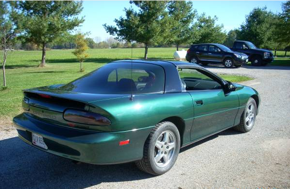 Rare 6 Speed 10k Mile Supercharged 1994 Chevrolet Camaro Z28