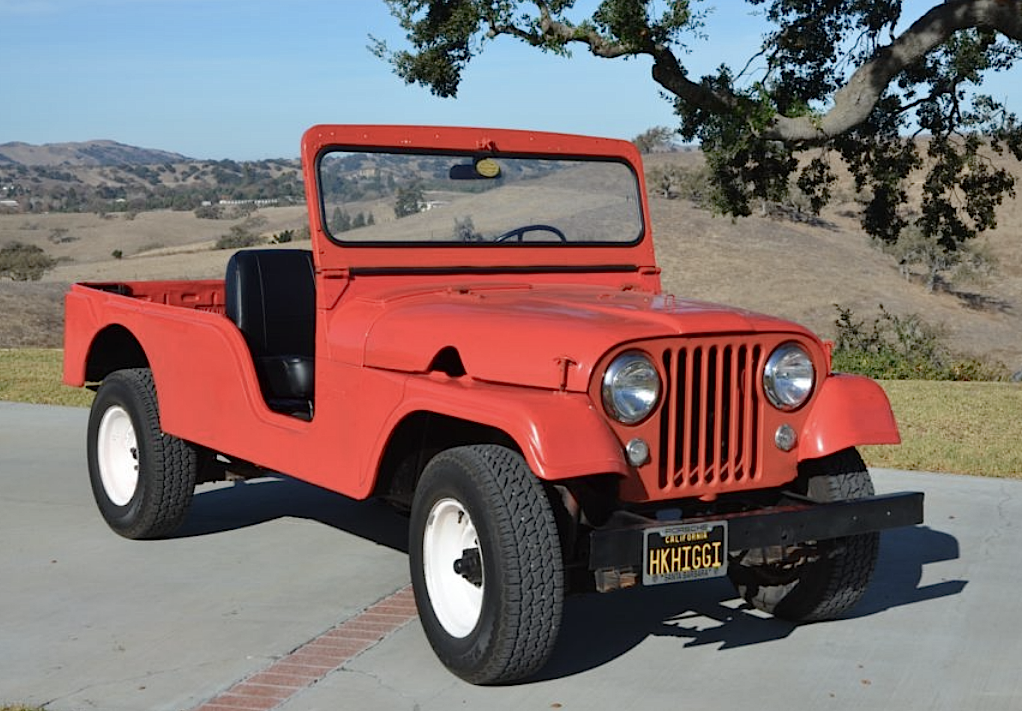 1956 Jeep Willys Cj6 Willys Jeep Cars For Sale Willys