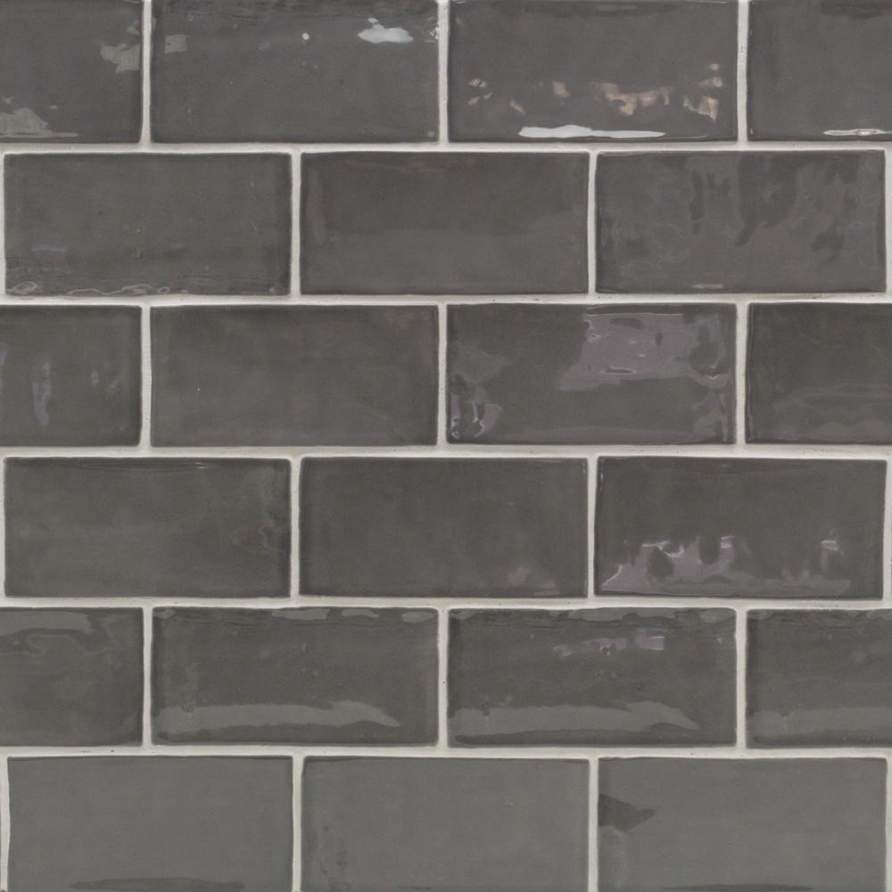 Ivy Hill Tile Catalina Driftwood 3 In X 6 8 Mm