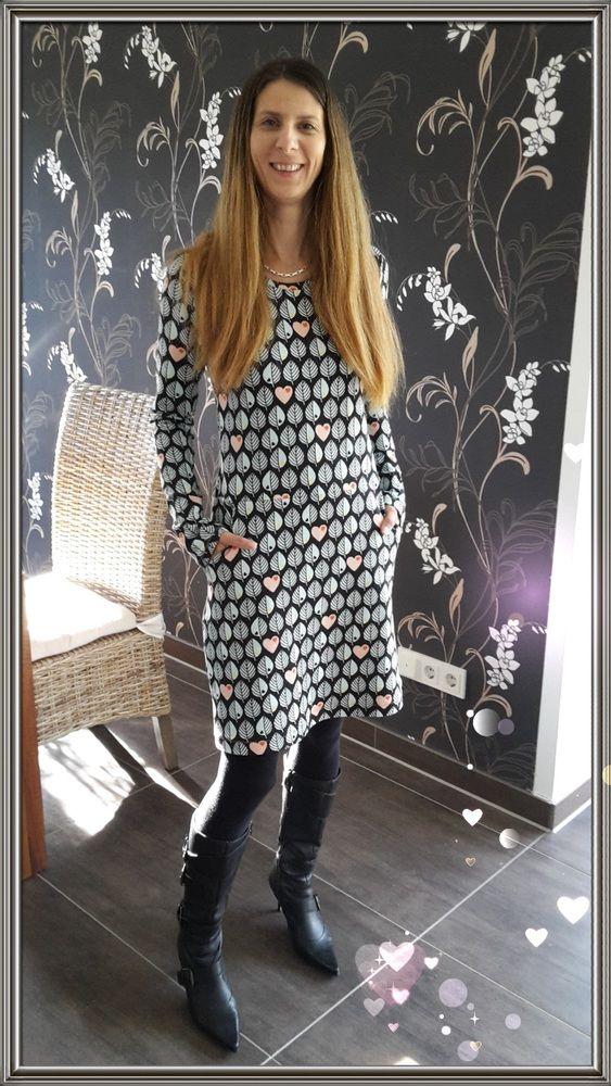 Schnittmuster Frau Fannie von STUDIO SCHNITTREIF #schnittmusterzumkleidernähen