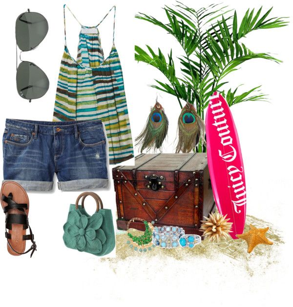 """""""Sunday in SoCal"""" by areteacher on Polyvore"""