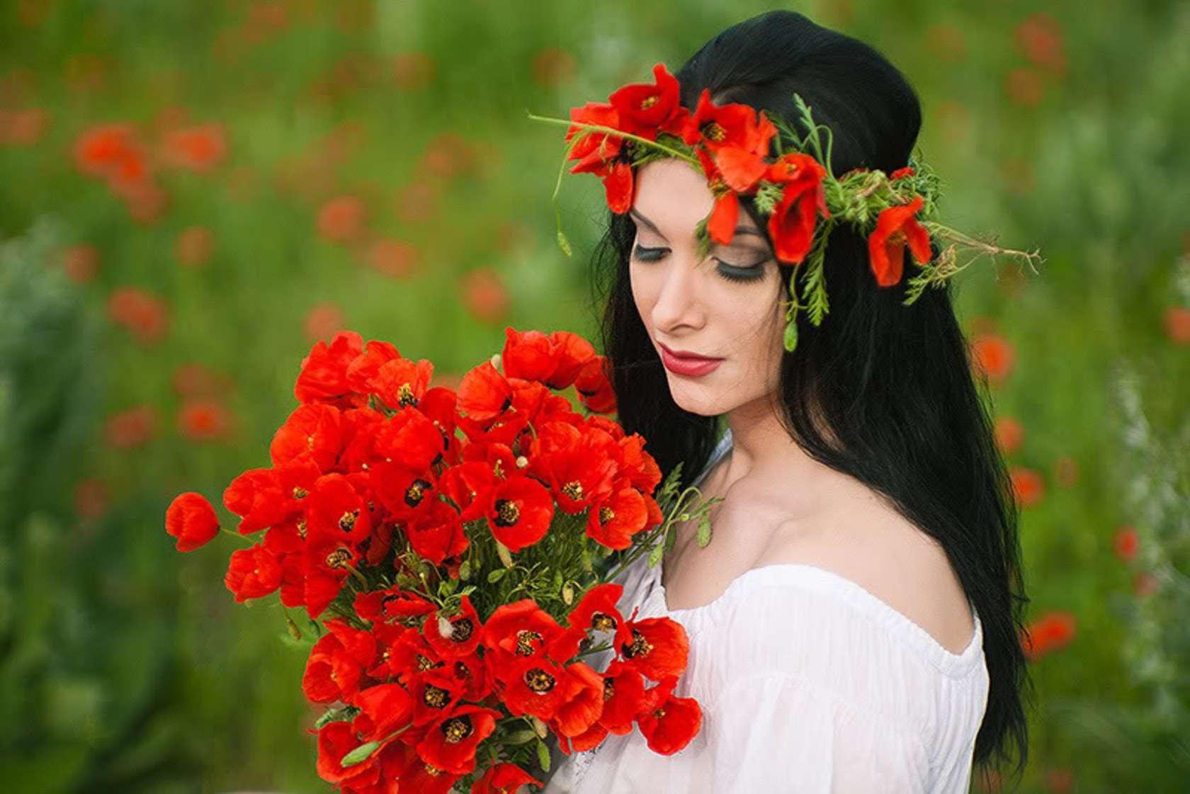 Beautiful girl with flower googleda ara ekler buket aranjman beautiful girl with flower googleda ara izmirmasajfo