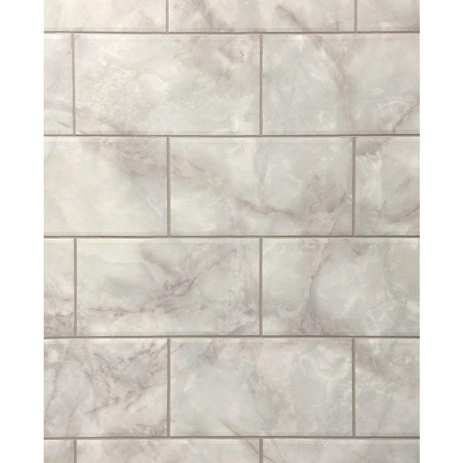 3 98 Ft X 7 98 Ft Kingsbridge Subway Tile Board Tile Board Tile