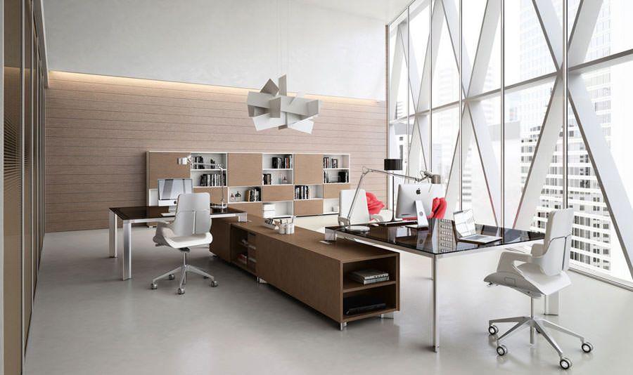 Design Ufficio Moderno : Arredamento per ufficio moderno funzionalit ergonomia design ed