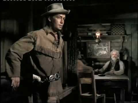 Shane With Alan Ladd And Jack Palance The Classic Gunfight