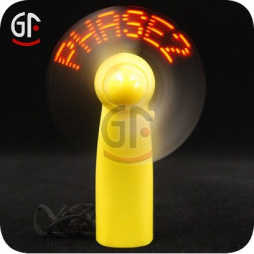New Hot Programmable Message Fan,buy Programmable Message Fan,Led Message Fan,Led Programmable Fan products on goods-list.com