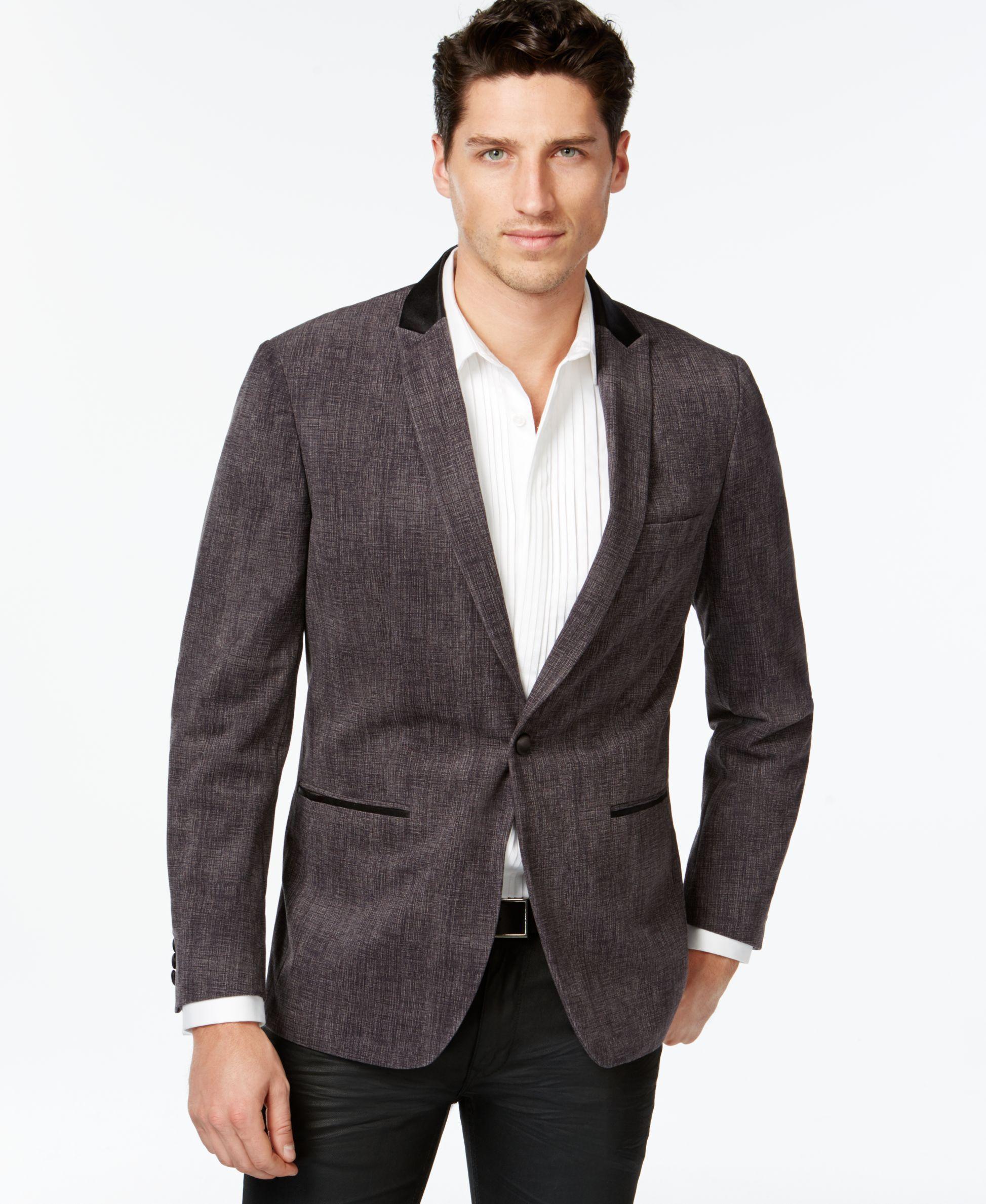 eabee717fa014 Inc International Concepts Jasper Slim-Fit Blazer
