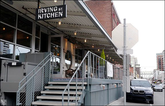 Irving Street Kitchen   701 NW 13th Avenue