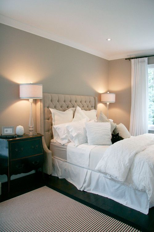 Popular Bedroom Paint Colors Bedroom Wall Colors Traditional
