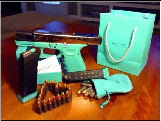 Tiffany guns