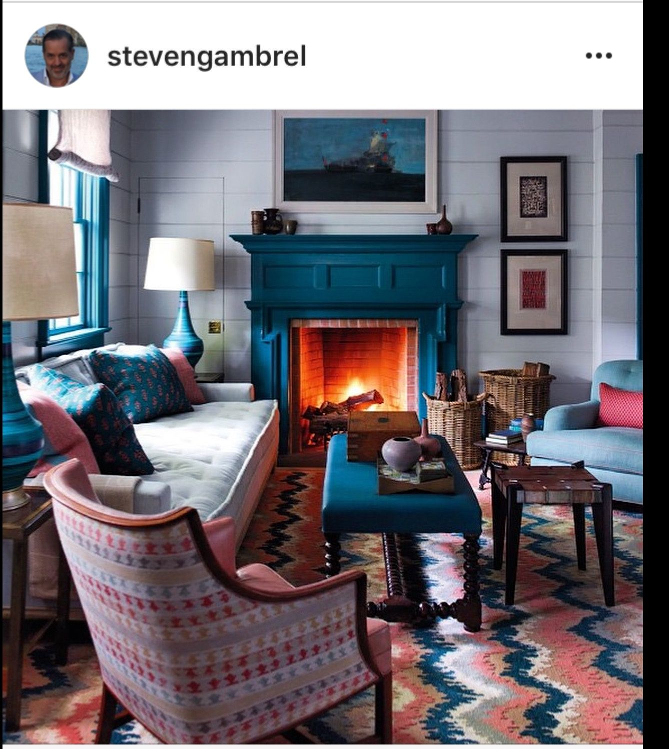 Art Install Idea  Main Over Fireplace  Stacked Related