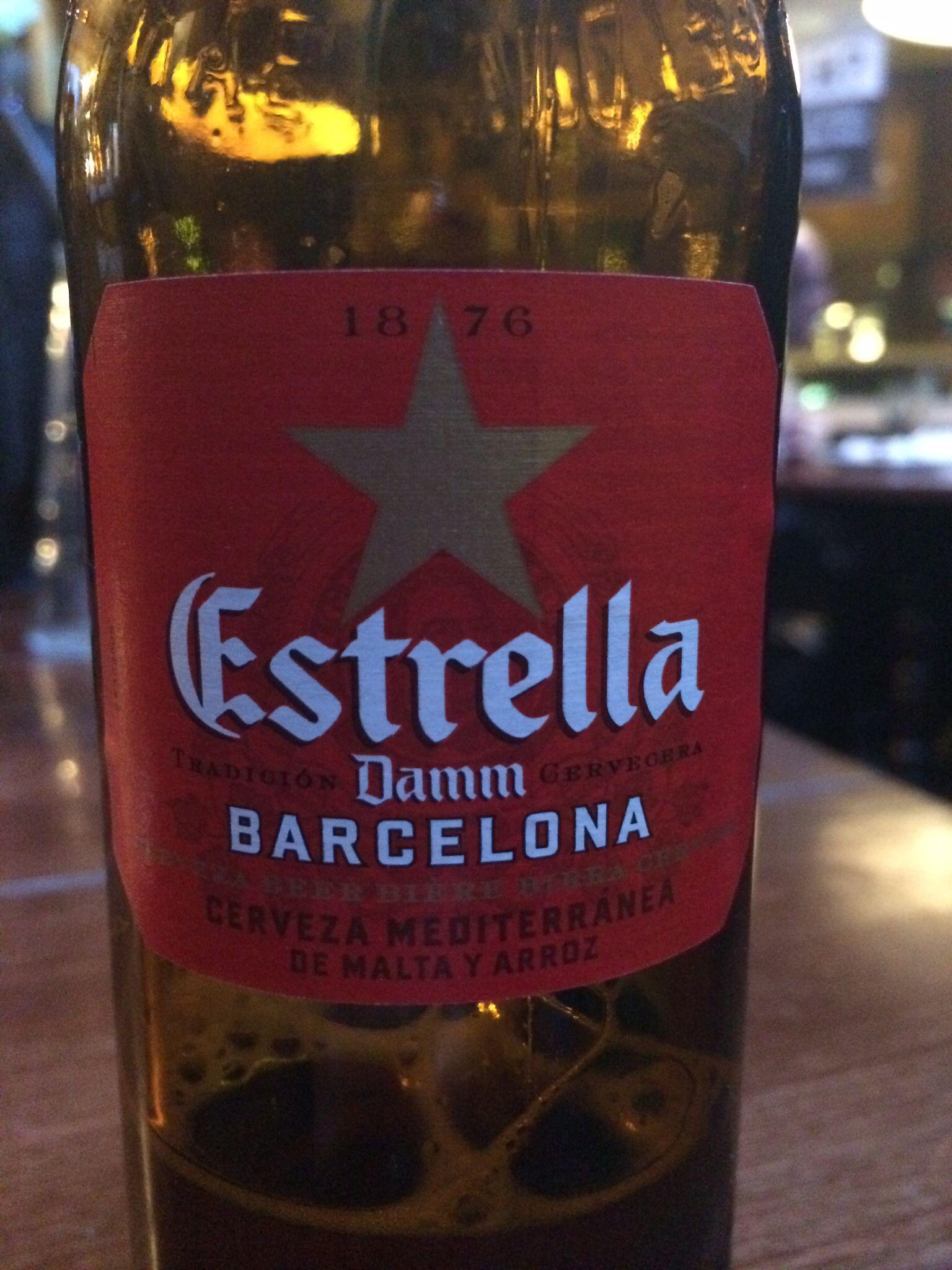 Cerveza De Malta Y Arroz Beer Cellar Beer Whiskey Bottle