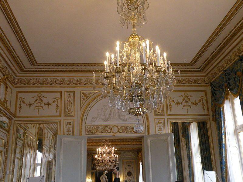Hôtel de Saint-Florentin - Salle à manger Rothschild Paris