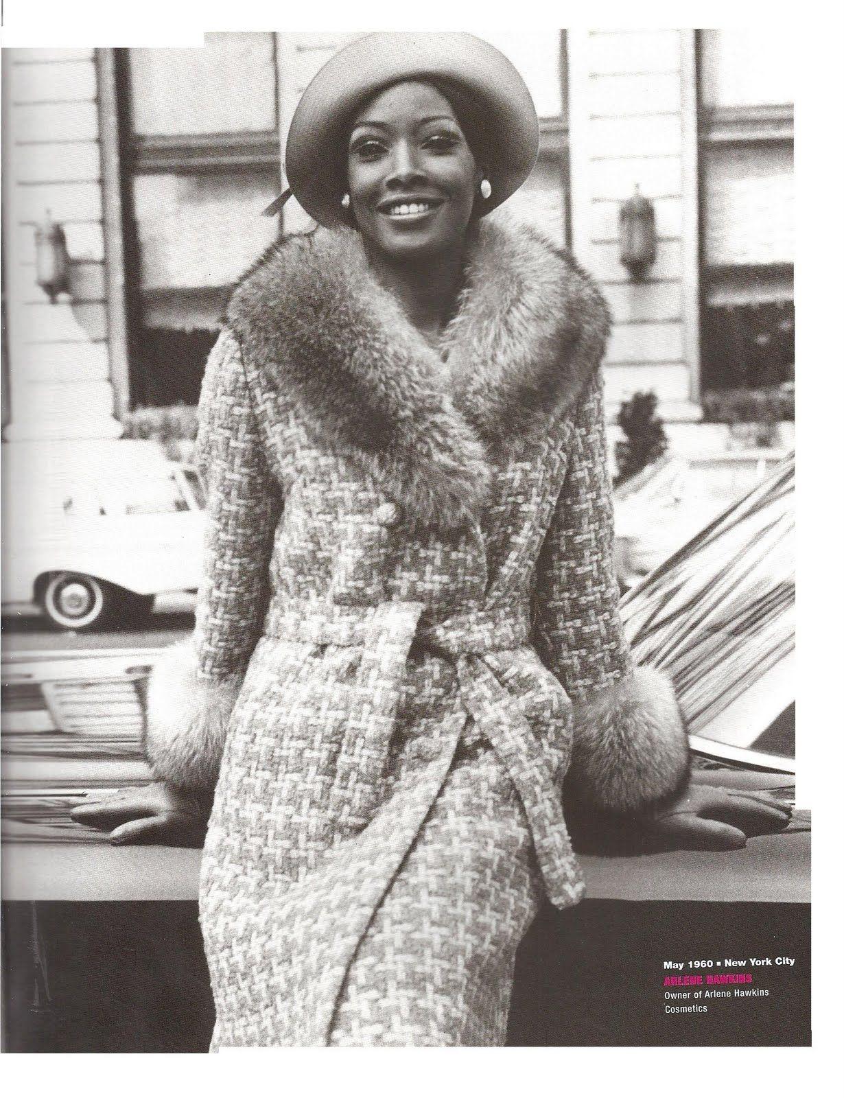 Arlene Hawkins May 1960 New York City More