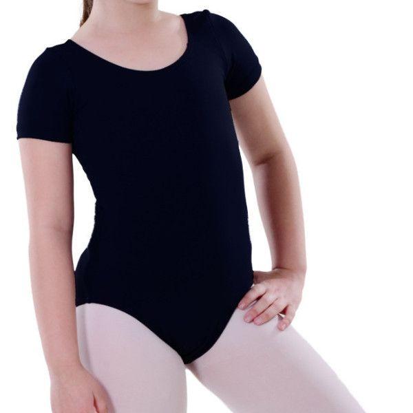 So Danca LO04 Child's Classic Cap Sleeve Jersey Spandex Leotard #DanceWearCorner
