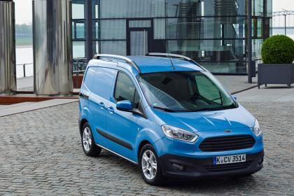 Ford Transit Courier Review Ford Transit Ford Transit