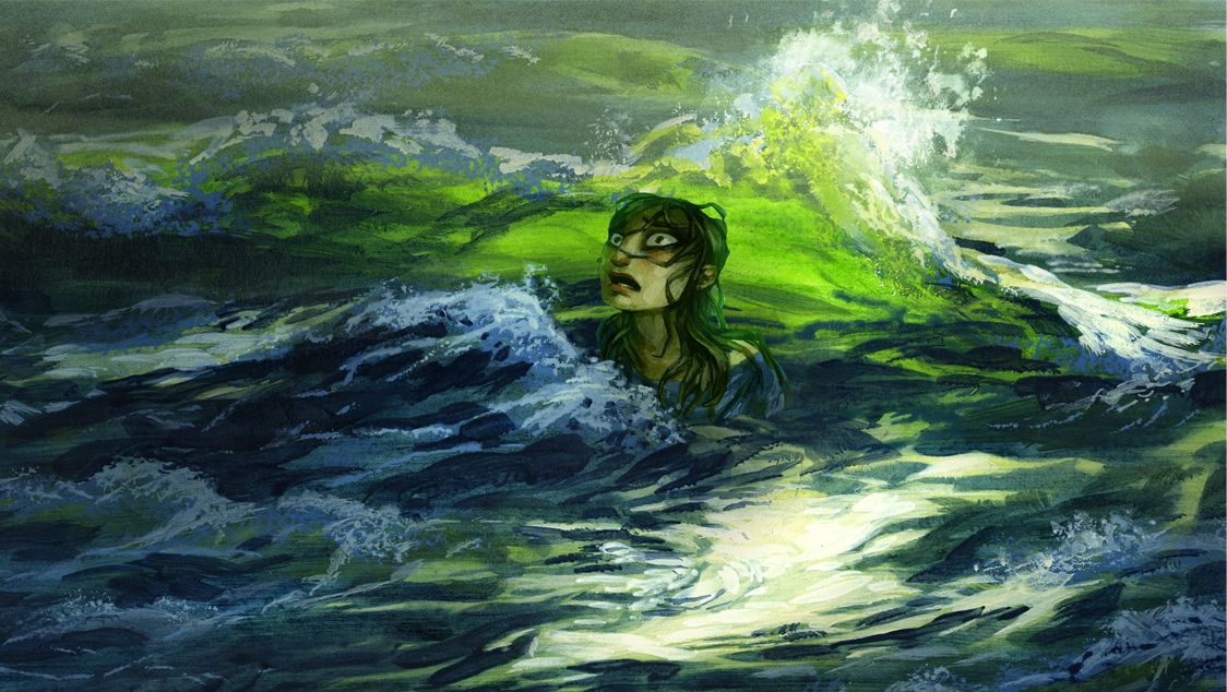 Selkie -- 6 by *toerning on deviantART
