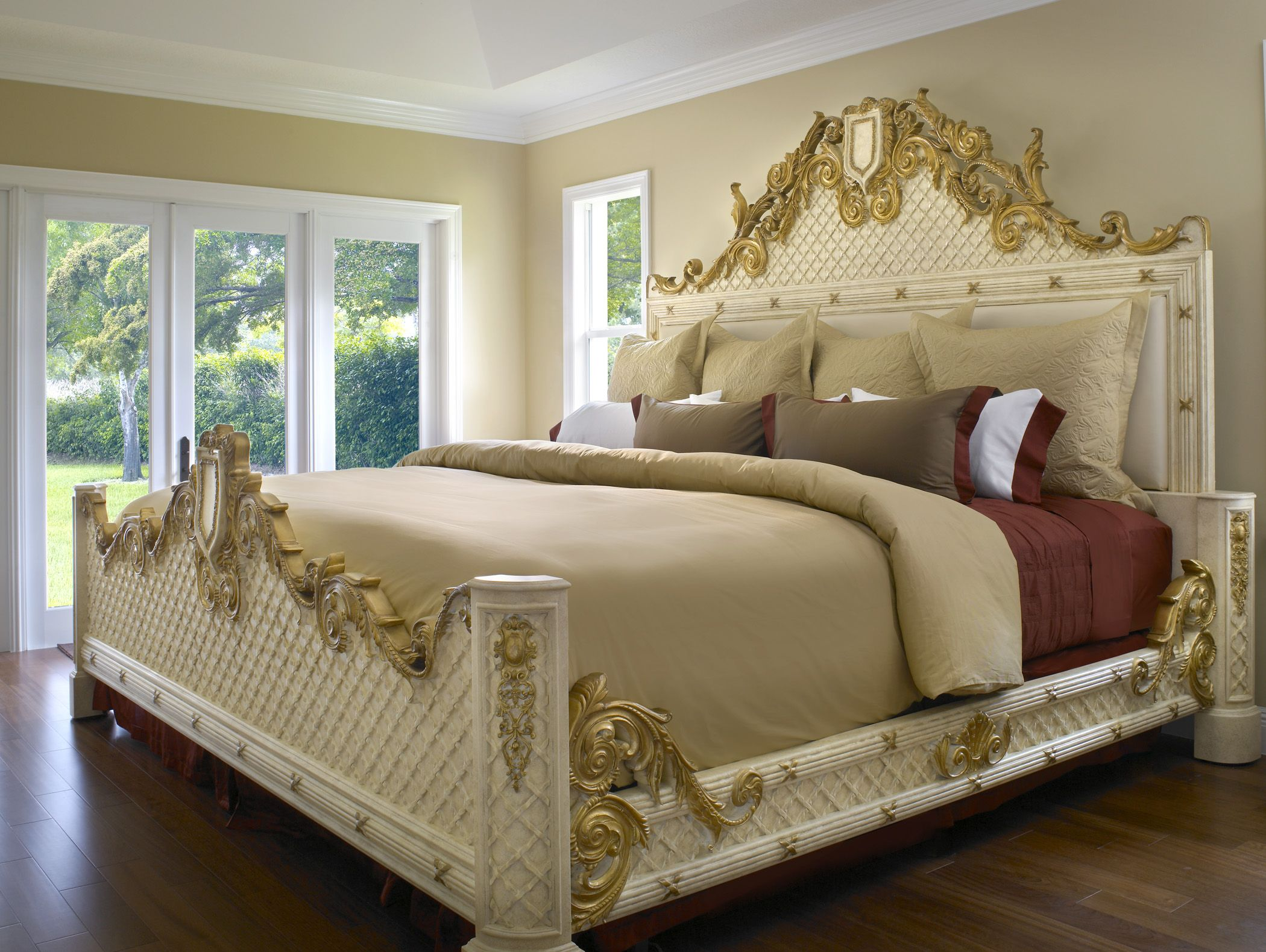 Grand MAREE Luxury UltraKing Size Beds