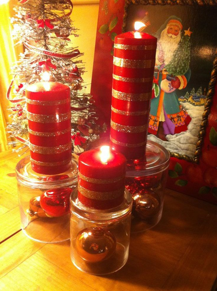 top 10 diy beautiful christmas candles and candle holders page 7 of 10 top inspired