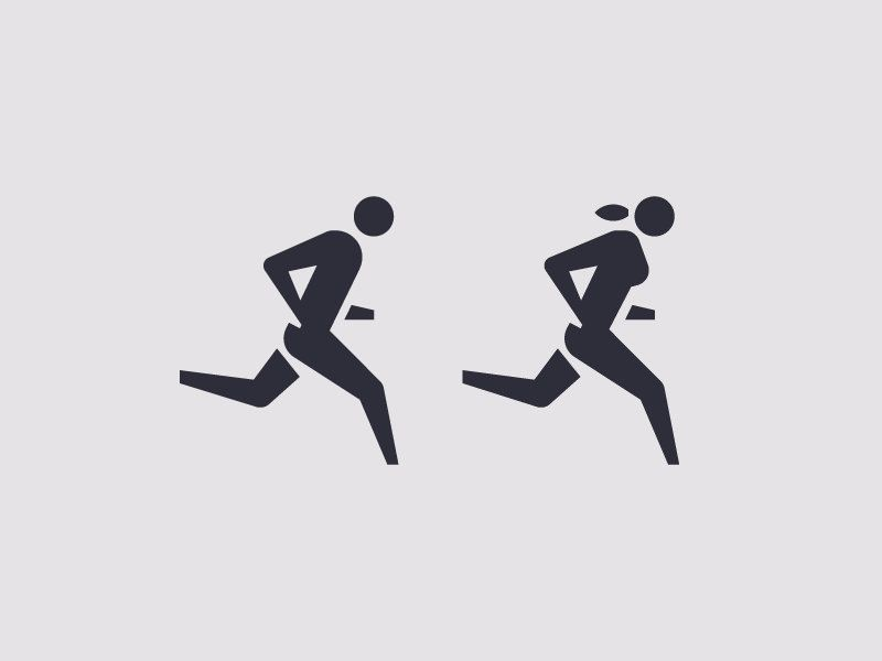 Running Man Free Vector Icons Designed By Freepik Running Man Icon Vector Free
