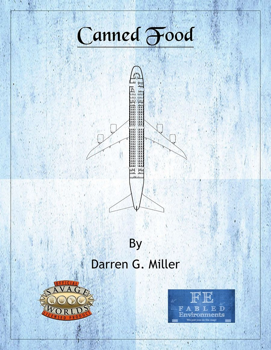 Blueprint For Imagination: Canned Food (Savage Worlds) - Fabled ...