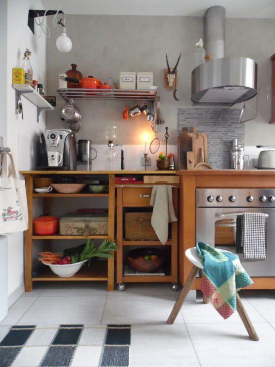 die schönsten küchen ideen | küche verschönern, modernes