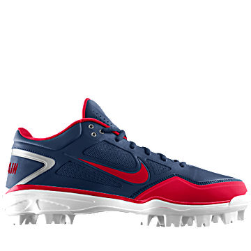 low cost 991ba 3ee5d Just customized and ordered this Nike Air Gamer iD Men s MCS Baseball Cleat  from NIKEiD.  MYNIKEiDS