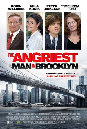 The Angriest Man In Brooklyn Robin Williams Mila Kunis In 2020